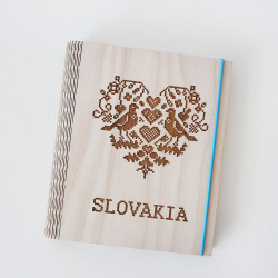 """Notebook """"Slovakia"""""""