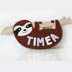 Wooden Personalised Name...
