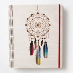 "Note book ""Dreamcatcher"""